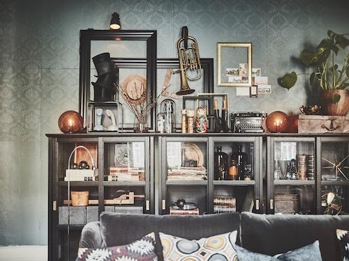 Det blir personligt med unika detaljer. Bild: Ikea
