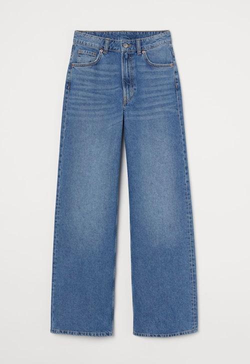 Vida jeans från H&M.