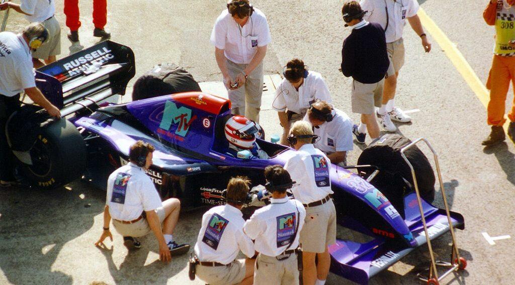 Roland Ratzenberger på Imola 1994