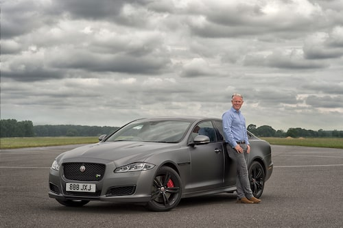 Wayne Burgess har bland annat jobbat för SVO-avdelningen hos Jaguar Land Rover.