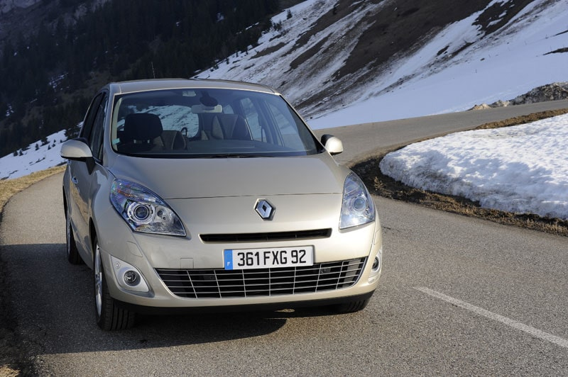 Renault Grand Scénic var under många år störst i familjesegmentet. Tredje generationen ska återta de senaste två årens tappade marknadsandelar i en allt hårdare konkurrens.