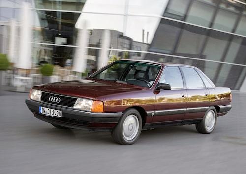Audi 100 TDI (C3) 1990