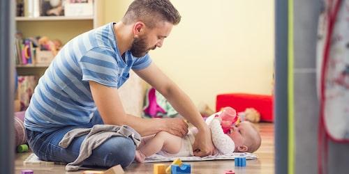 Vill du prova tidig potträning? Börja med att vara uppmärksam på ditt barns signaler.