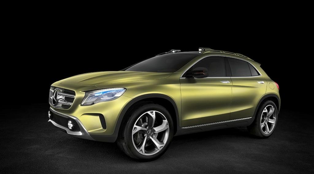 Mercedes X-klass