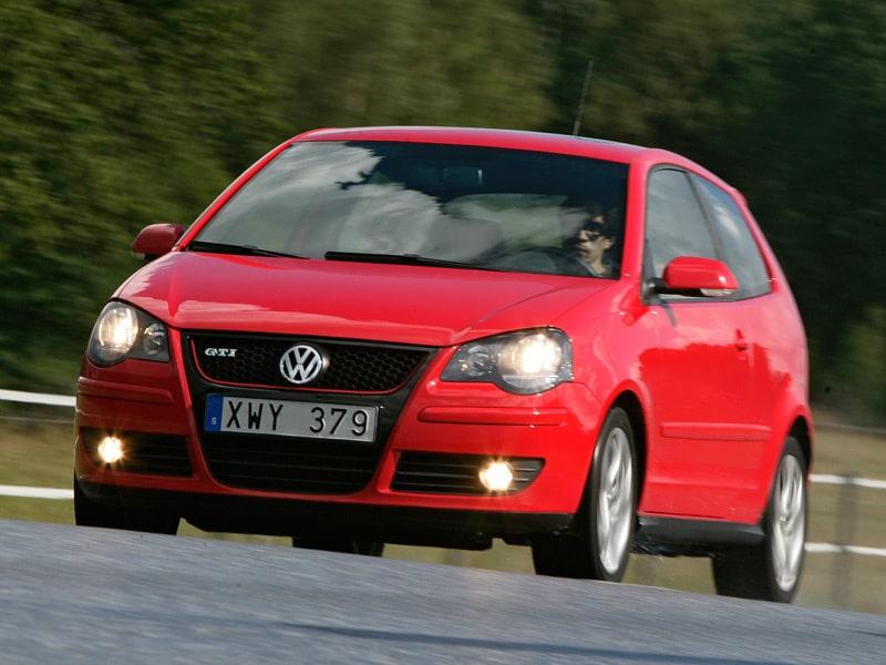 Provkörning av Volkswagen Polo GTI