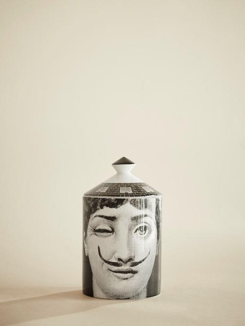 Doftljus, La femme aux moustaches, Fornasetti/Artilleriet.