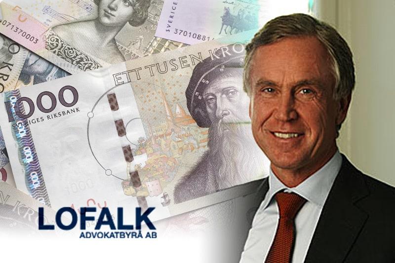 Lofalk har tjänat 51 miljoner på Saab medan anställda är utan lön