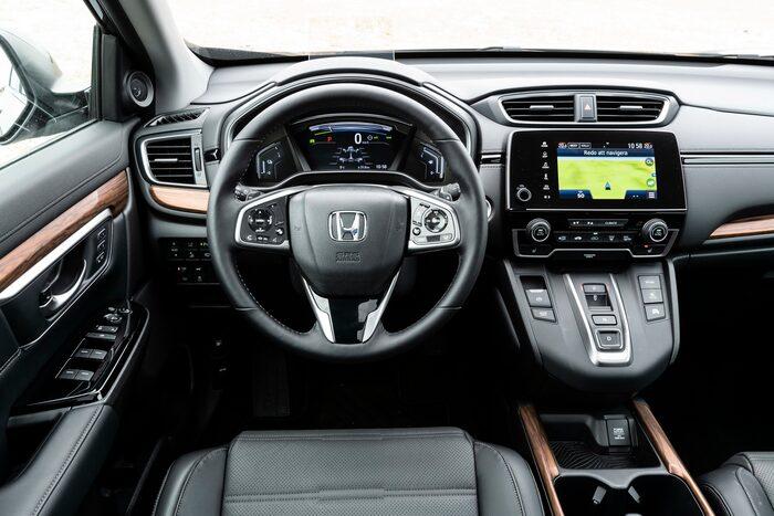 Honda CR-V Hybrid 2,0 AWD CVT Elegance Navi 2019