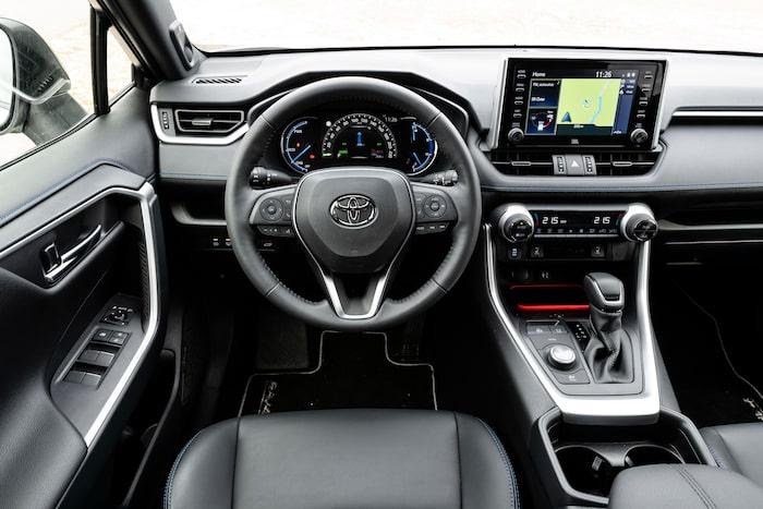 Toyota RAV4 2,5 Hybrid AWD-i Active 2019