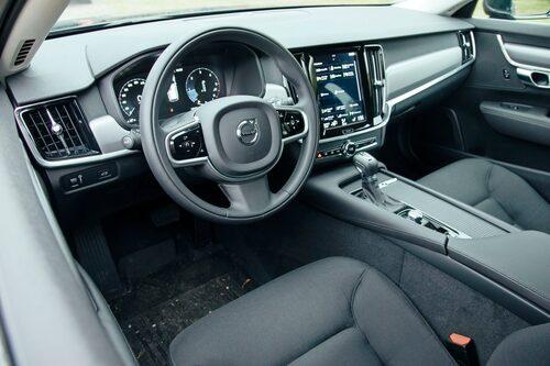 Sensus-systemet hör till ett av de bättre i bilvärlden för tillfället. Smidigt att använda.