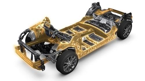 Så här ser alla framtida Subaru-modeller ut inuti.