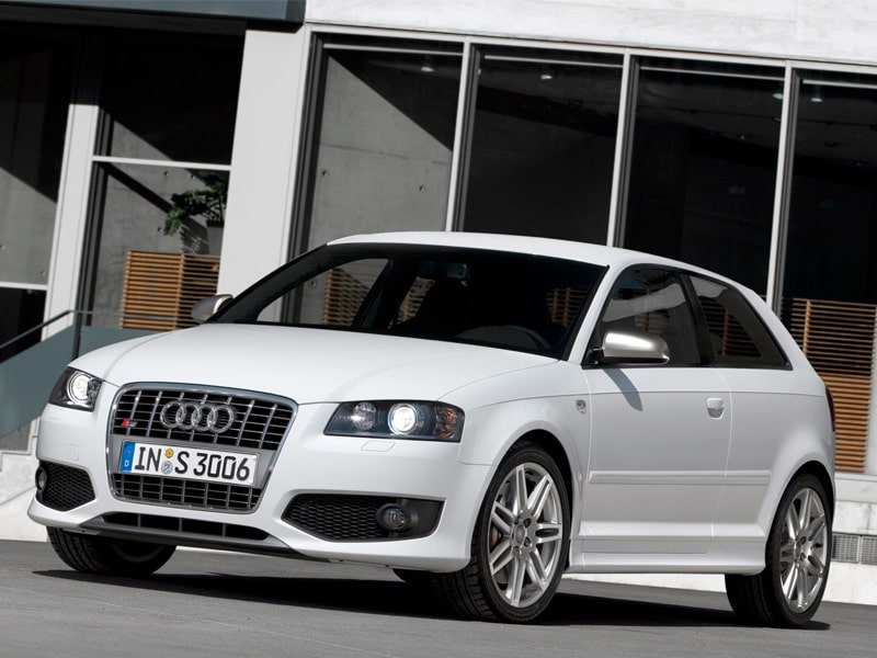 Provkörning av Audi S3