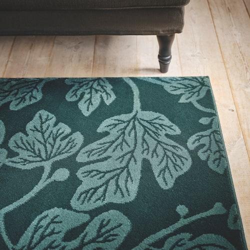 Slittålig matta gjord av syntetiska fibrer från serien Hildigard.