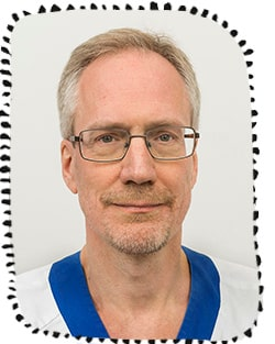 Erik Normann, överläkare
