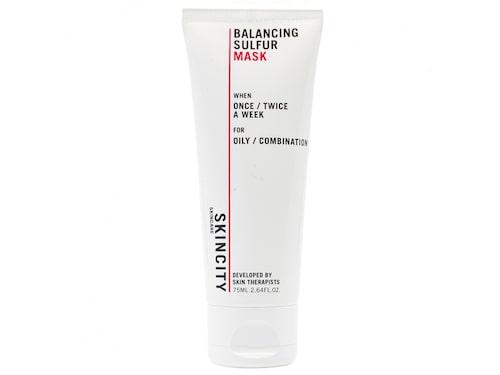 Balancing sulfur mask från Skincity Skincare.