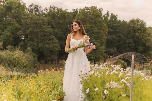 Aline gown från By Malina.