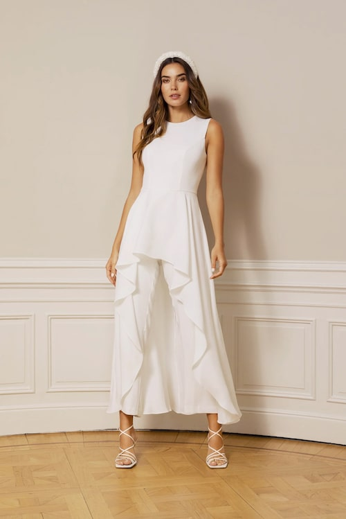 Jumpsuit från By Malina Bridal SS21.