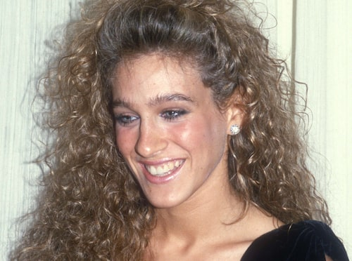 Drömmen på 90-talet – Sarah Jessica Parkers kruspermanent.
