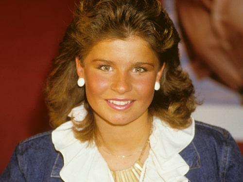 80-talets hetaste frisyr.