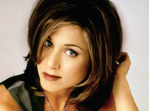 Jennifer Anistons trendiga frisyr blev en riktig snackis på 90-talet.