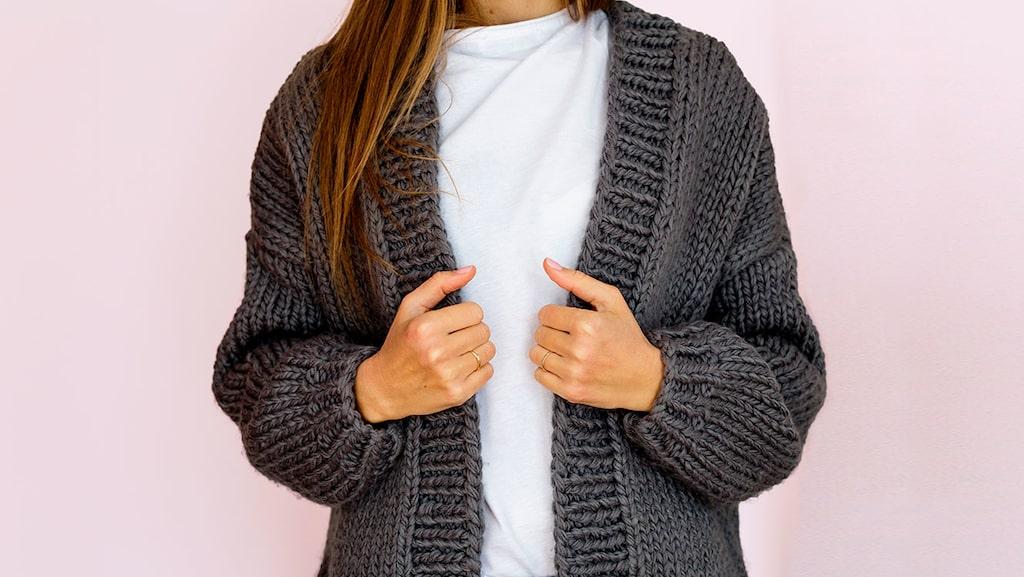 Har du fått noppor på tröjan? Var bara lugn –vi vet hur du får bort dem utan noppborttagare.
