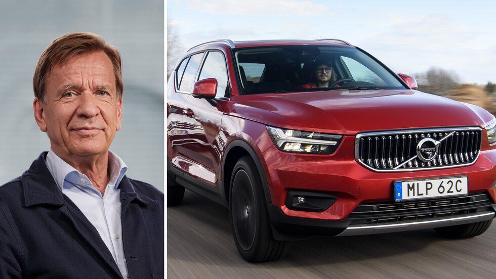 Håkan Samuelsson och hans Volvo Cars har tagit sig ur pandemins grepp och uppvisar nu starka resultat.
