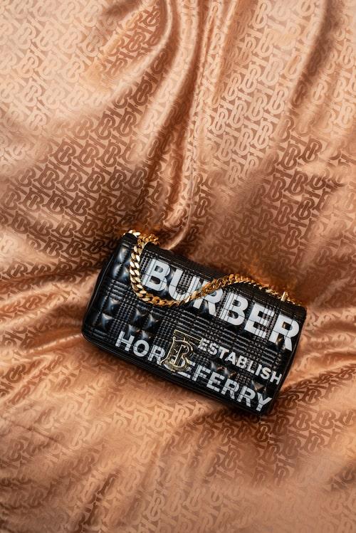 """ERIKA BOLDRIN: """"Väska från Burberry."""""""