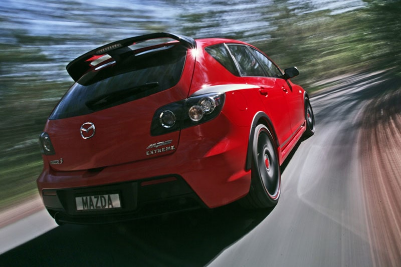 Mazda 3 MPS Extreme