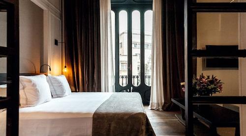 Femstjärnig lyx på Hotell San Francesc.