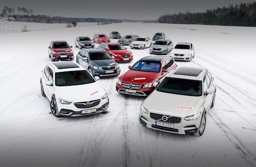Antalet registrerade nya bilar under januari månad i år visade på en minskning jämfört med januari månad i fjol.