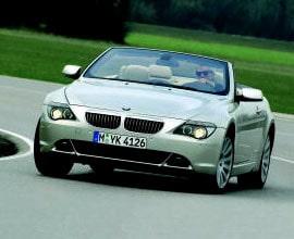 BMW 645 Ci cabriolet