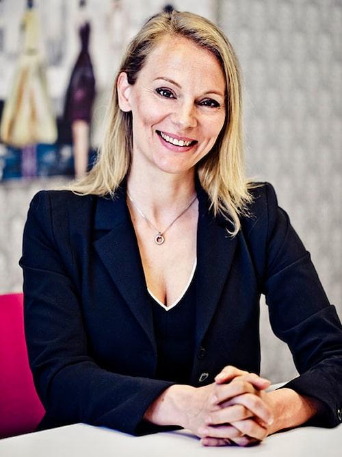 Nadja Forsman, jurist.