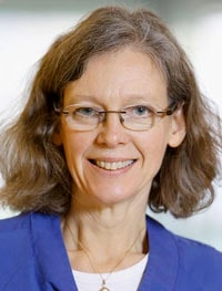 Ingrid Larsson, näringsfysiolog på Sahlgrenska universitetssjukhuset.