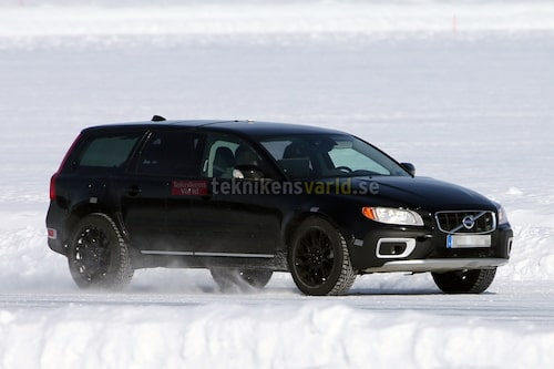 Volvo XC90 generation två.