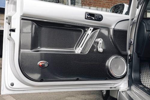 RSi byggdes i Mexiko tillsammans med övriga VW Beetle, men graden av extra handpåläggning är stor.
