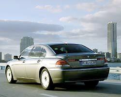 BMW 760i/760Li