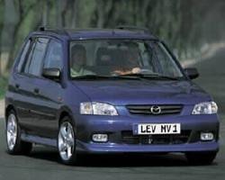 Provkörning av Mazda Demio 1,5