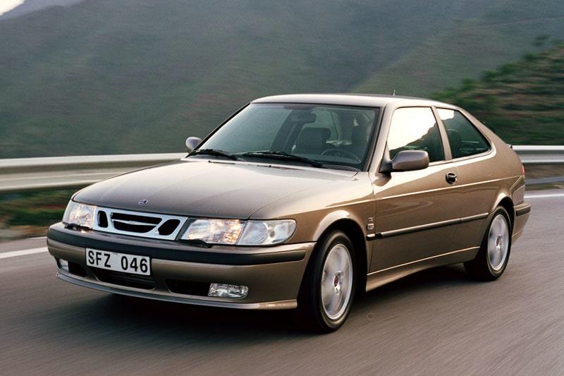 Saab 9-3 första generationen.
