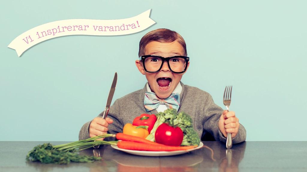 mama listar sina bästa tips på vardagsmat – som våra egna barn verkligen äter.