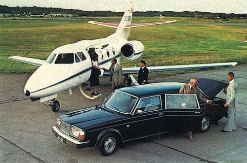 Volvo 264 Top Executive