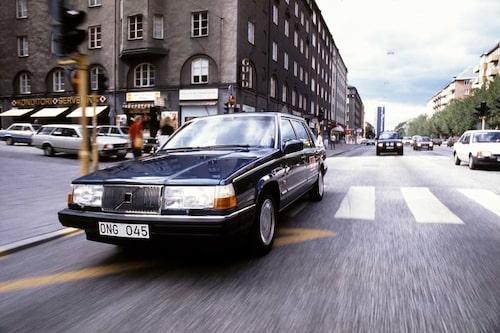 Volvo 760 Executive