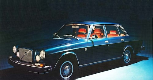 Volvo 164 Top Executive