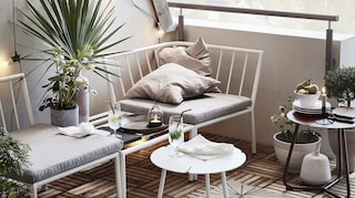 Snyggaste balkongmöblerna 2019 21 trendiga favoriter