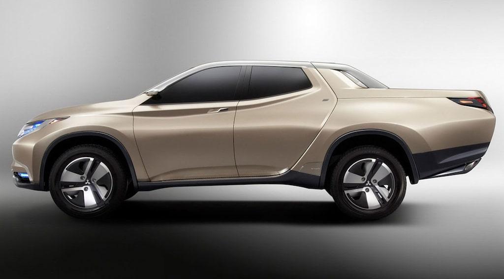 Mitsubishi GR-HEV