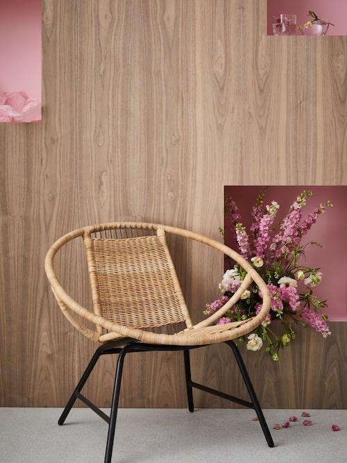 Den klassiska stolen Gagnet återvänder till Ikea.