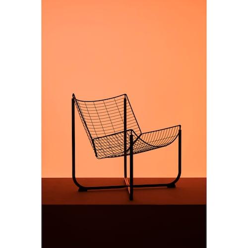 En klassisk stol från Ikea75:s andra epok.