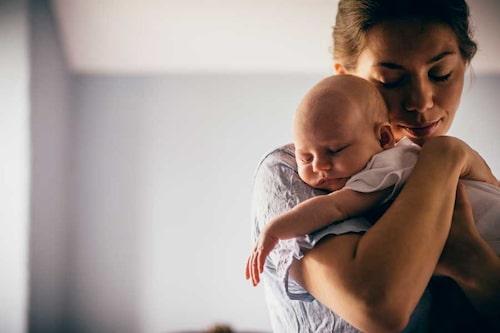 """""""Vi visste inte vad ovillkorlig kärlek var förrän vi blev mammor"""""""
