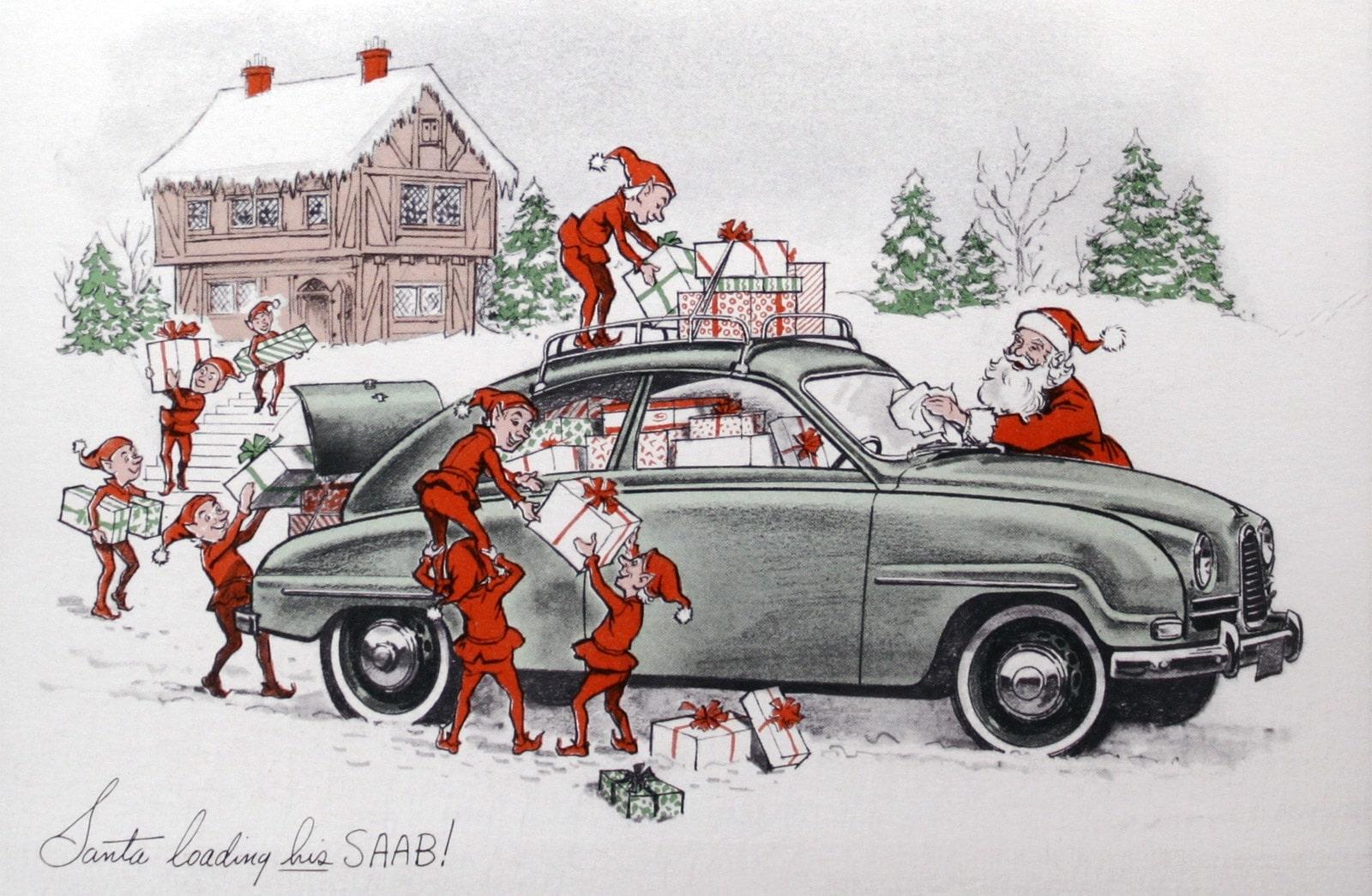 God jul till er alla! | Teknikens Värld