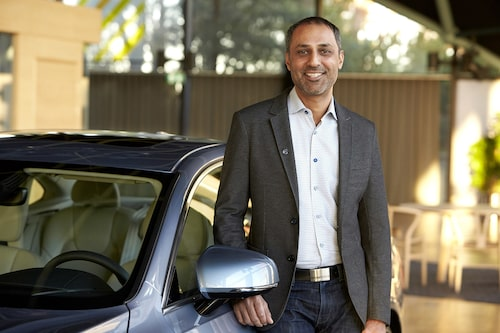 Atif Rafiq, CDO Volvo Cars Tech Fund