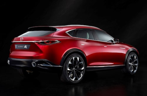 Mazda Koreu Concept.